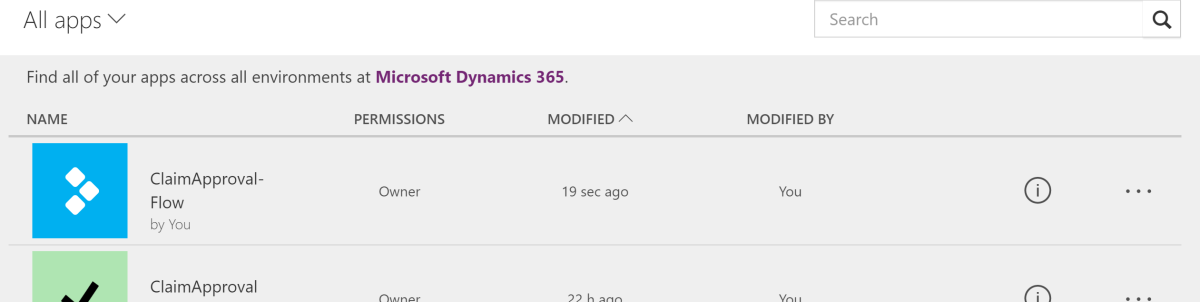 microsoft powerapps and flow together  sharepoint