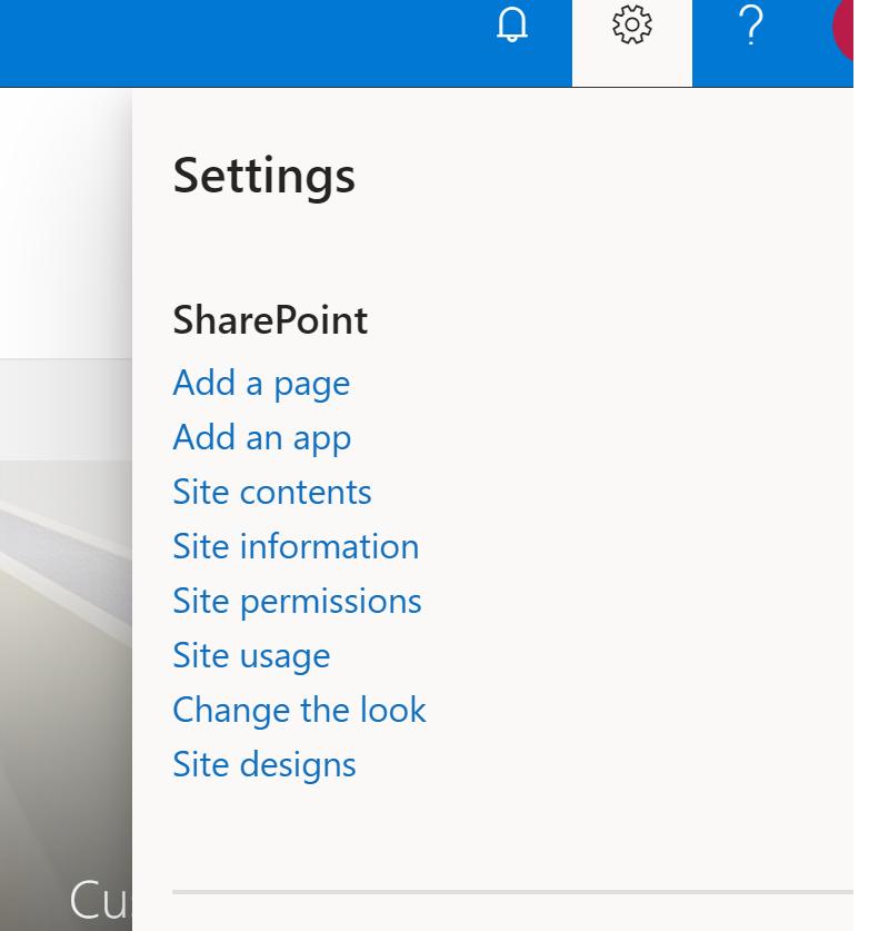 MegaMenu SharePoint